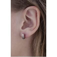 Boccia Titanium oorstekers bicolour 0515-01 - 89908