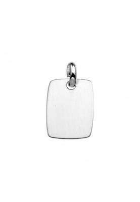 Zilver gr.plaat mat - 86893