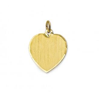 14krt hart graveer - 86143