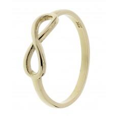 14 krt infinity ring - 89979