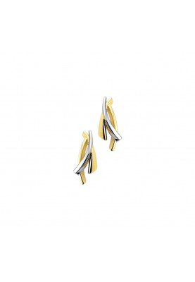 14 krt bico oorknoppen - 91218