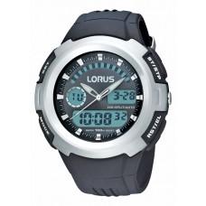 LORUS HEREN DIGITAAL ZWART - 85540