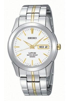 SEIKO, SGG719P1, BICOLOR, 100 MTR, SAFFIERGLAS - 65704