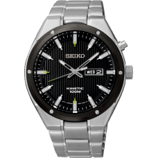 SEIKO HEREN KINETIC STAAL SMY151P1 - 85202