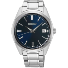 SEIKO HEREN NEW LINK STAAL - 91419